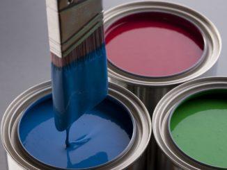 краска для деревянного пола