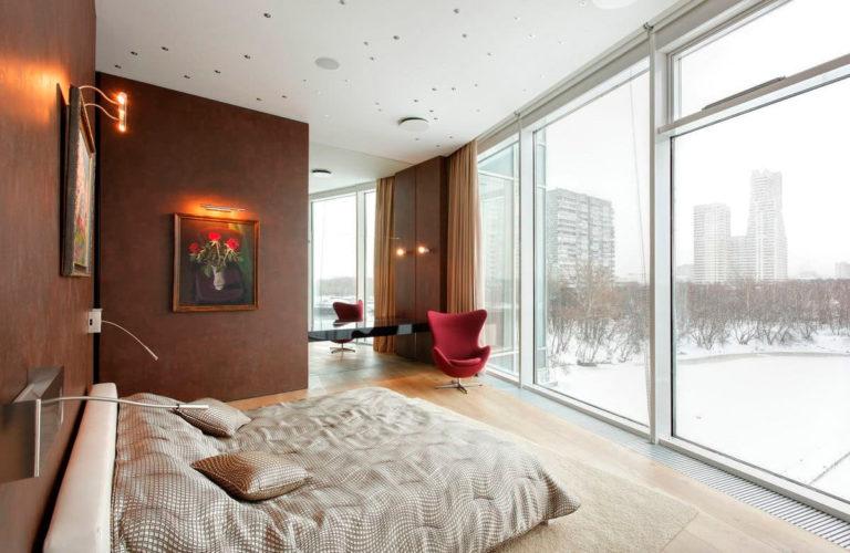 Отопление без батарей при панорамных окнах