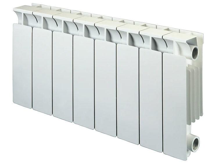 Алюминиевый радиатор Global Mix 300