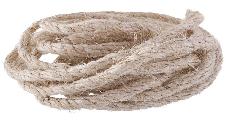 Преимущества сизалевой верёвки: высокая прочность, долговечность, натуральный материал
