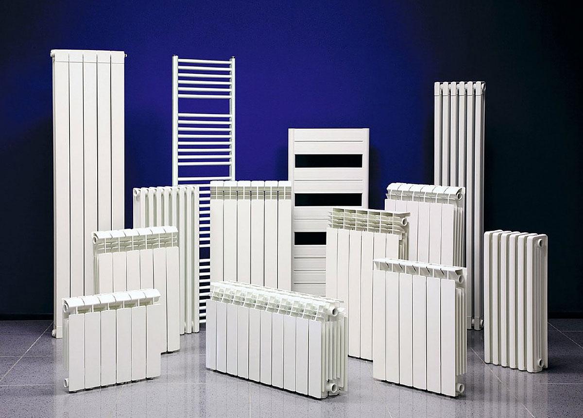 алюминиевые радиаторы глобал технические характеристики