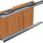 Компланарная система шкафа-купе