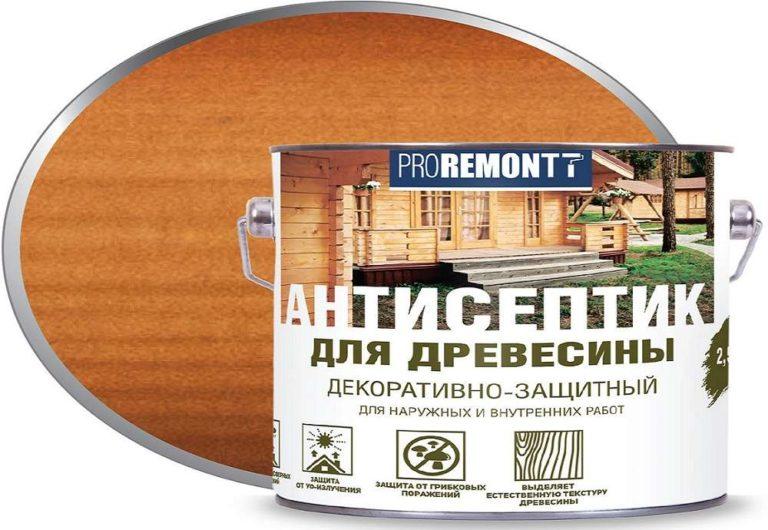 Масляные защитные пропитки