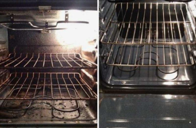 Как очистить такую духовку? Потребуется немало времени