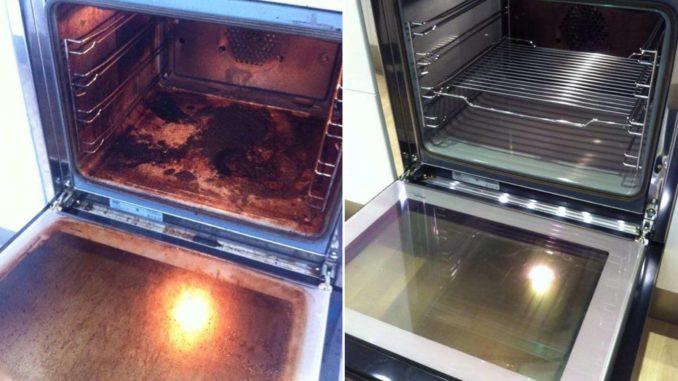 Хотите чтобы духовка была чистой? Есть способы и средства