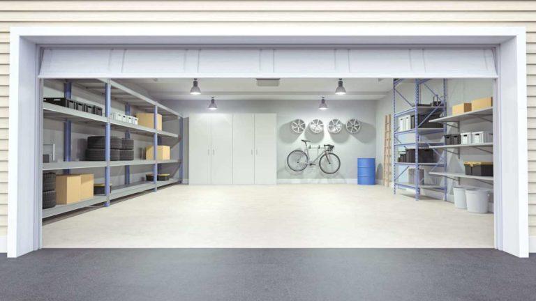 Какие размеры гаража на одну и две легковые машины зависит от того, что вы собираетесь там делать
