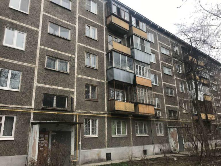 Хрущевские дома отличаются от всех других малой площадью